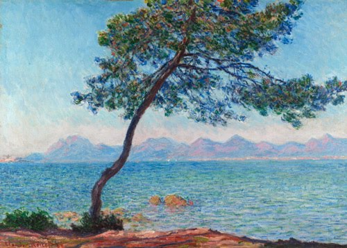 Antibes-1888-Claude-Monet