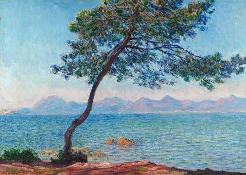 Antibes-1888-Claude-Monet