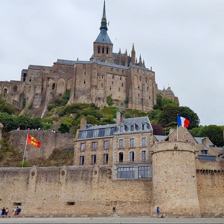 Best way to see Mont Saint-Michel from Paris