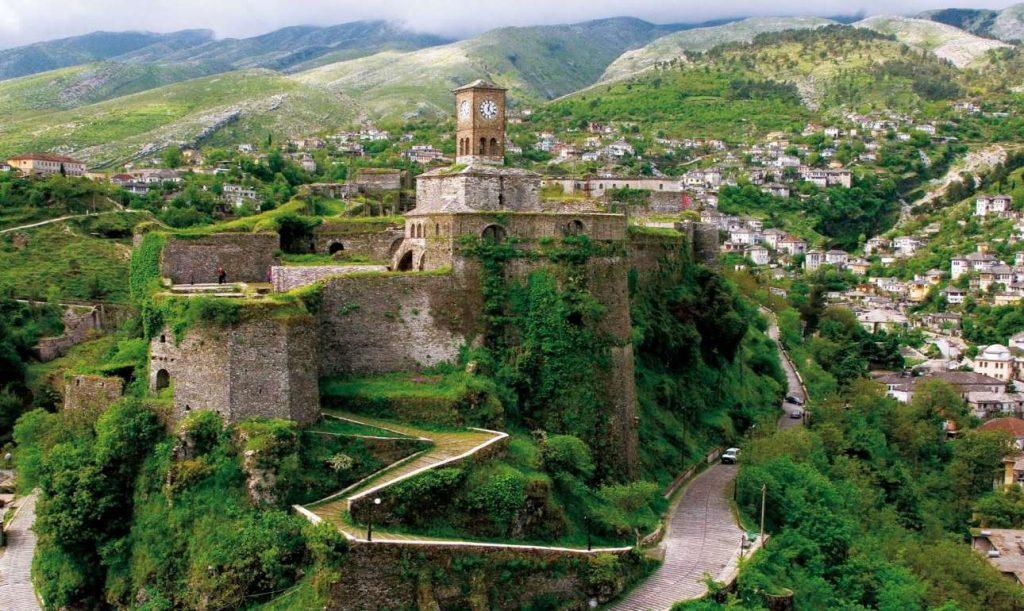 Gjirokastra Fortress