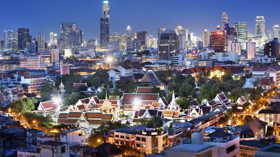 7 Most Photographed Places inBangkok