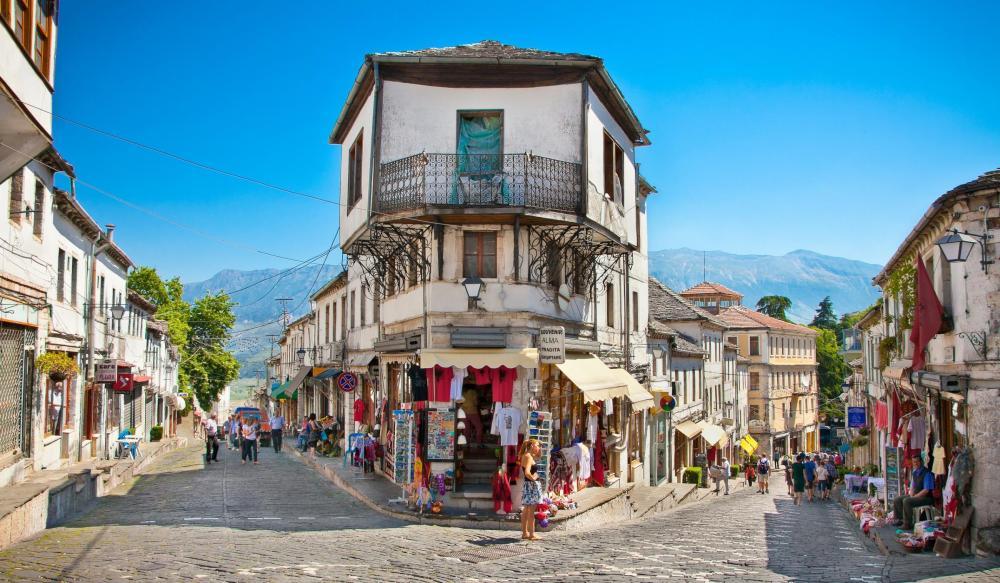 Old City Gjirokastra