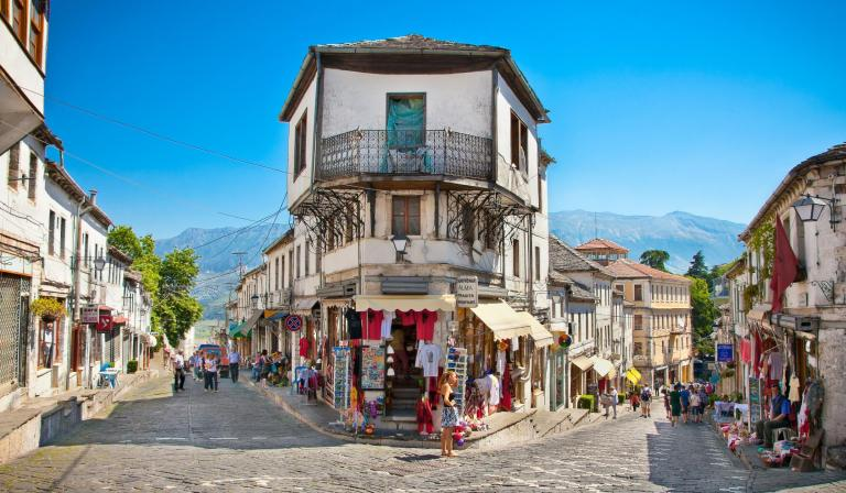 Old City Gjirokastra