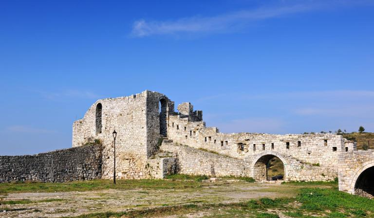 Castle of Shkodra